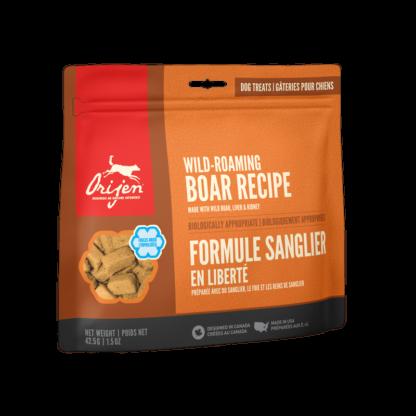 Orijen: Freeze Dried Boar Treats 1 Orijen: Freeze Dried Boar Treats