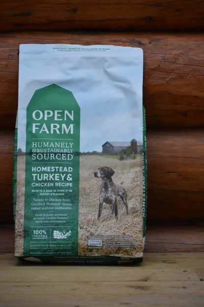 Turkey and Chicken Dog Food