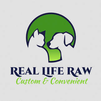 Real Life Raw Logo