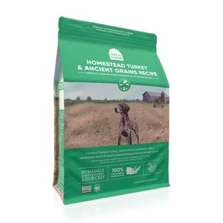 Turkey and Ancient Grains Dog Food