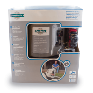 Pet Safe Dog containment system