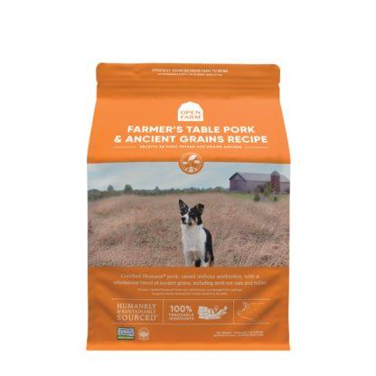 Open Farms: Pasture-Raised Pork; Ancient Grains Dry Dog Food 1 Open Farms: Pasture-Raised Pork; Ancient Grains Dry Dog Food