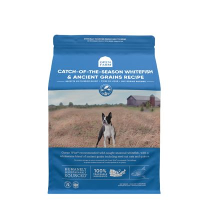 Open Farm: Pasture-White Fish; Ancient Grains Dry Dog Food 1 Open Farm: Pasture-White Fish; Ancient Grains Dry Dog Food