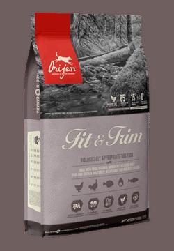 Orijen: Fit and Trim 1 Orijen: Fit and Trim