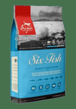 Orijen: Six Fish 1 Orijen: Six Fish