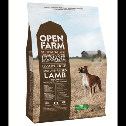 Open Farm: Grass Fed Lamb 1 Open Farm: Grass Fed Lamb
