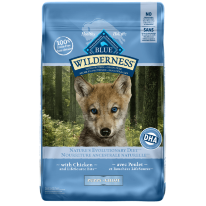 Blue Dog Wilderness Puppy Chicken 1 Blue Dog Wilderness Puppy Chicken